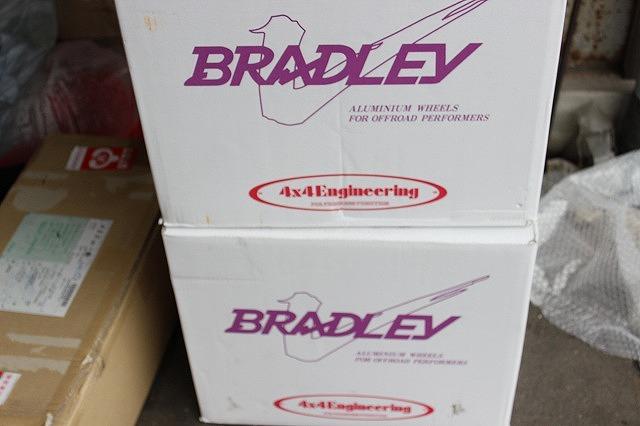 ブラッドレーV